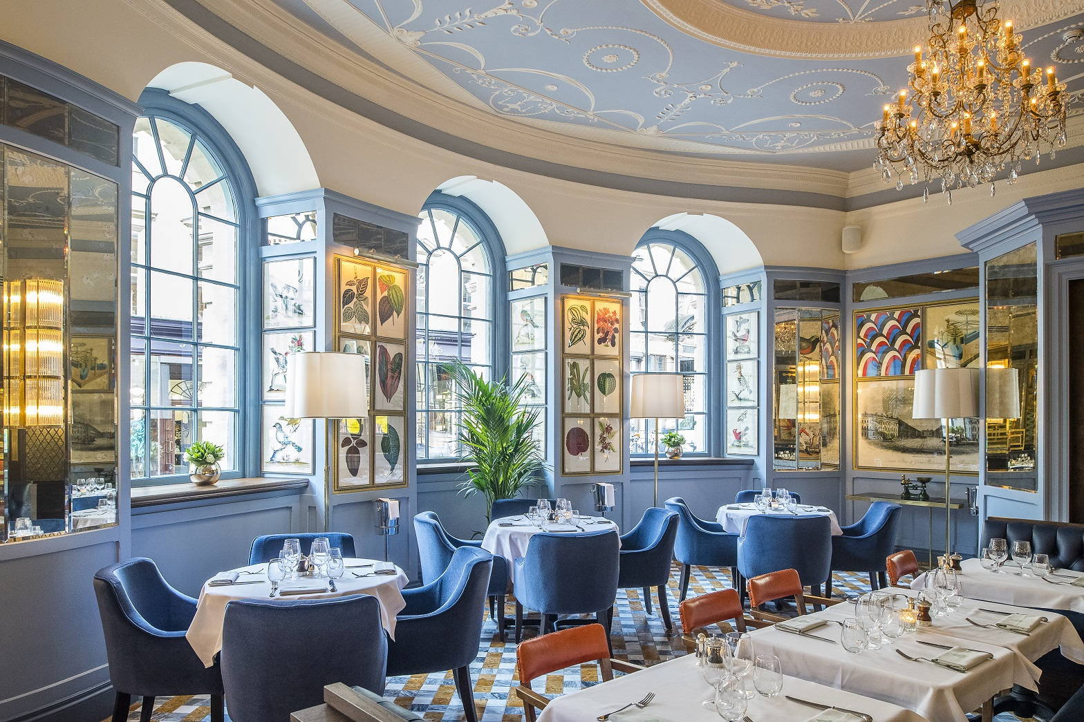 The Ivy Bath Brasserie Opens For Business The Business