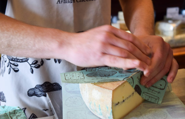 Bath businesses like the Fine Cheese Company are hoping to boost their exports