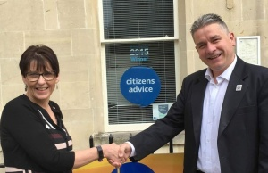 New CEO for Citizen's Advice B&NES